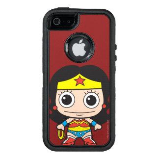Mini Wonder Woman OtterBox iPhone 5/5s/SE Case