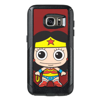 Mini Wonder Woman OtterBox Samsung Galaxy S7 Case