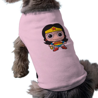 Mini Wonder Woman Shirt