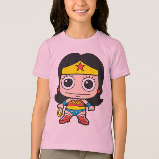 Mini Wonder Woman T-Shirt