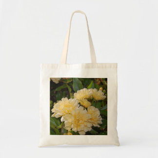 Mini Yellow Rose Tote Bag