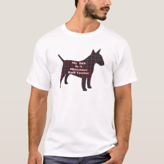 Miniature Bull Terrier BFF T-Shirt