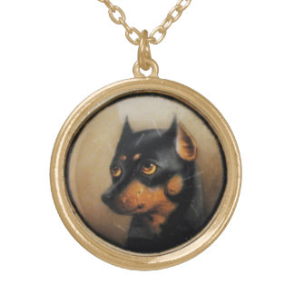 MINIATURE DOG PORTRAITS Pincher Jewelry