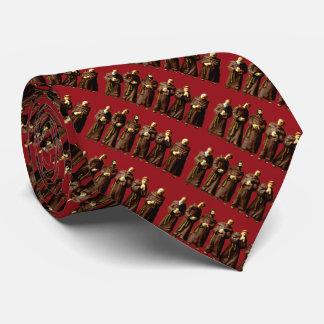 Miniature Monks II Tie