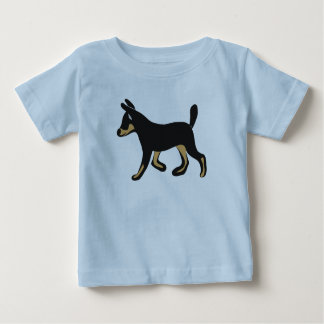 Miniature pin shear baby T-Shirt