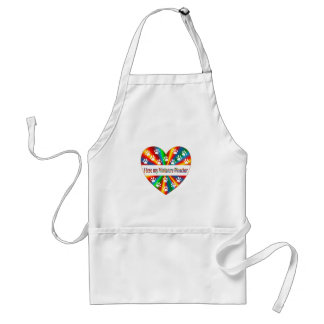 Miniature Pinscher Love Standard Apron