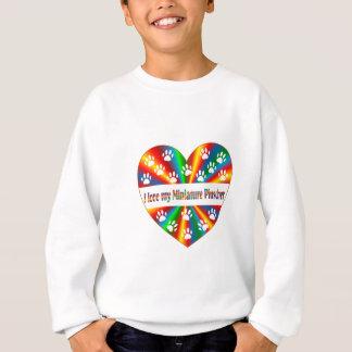 Miniature Pinscher Love Sweatshirt