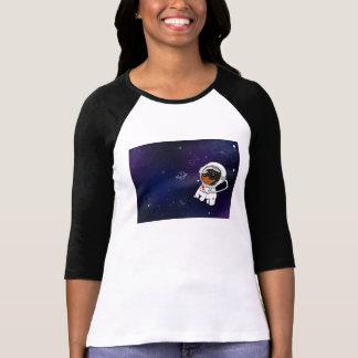 Miniature Pinscher (Min Pin) in Space Tee T-shirt