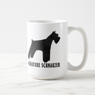 Miniature Schnauzer Coffee Mug