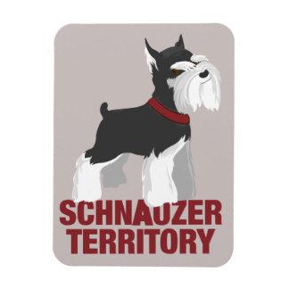 Miniature Schnauzer Dog Magnet