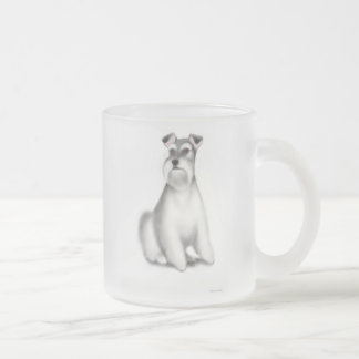 Miniature Schnauzer Dog Mug