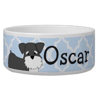 Miniature Schnauzer Pet Bowl
