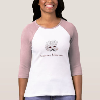 Miniature Schnauzer Pup T-Shirt