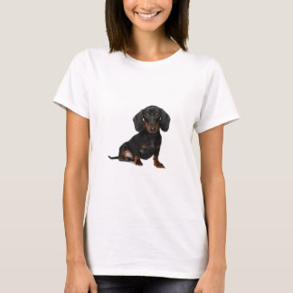 Miniature Short Haired Dachsund T-Shirt