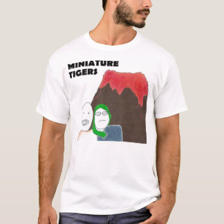 Miniature Tigers T-Shirt! T-Shirt
