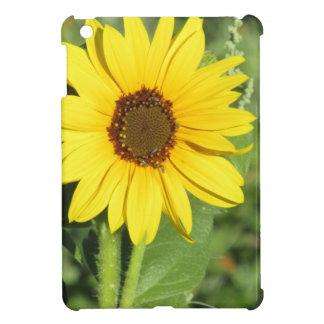 Miniature Wild Sunflower Bloom iPad Mini Case