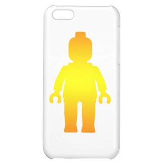Minifig [Golden] by Customise My Minifig iPhone 5C Covers
