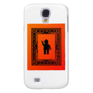 Minifig Parisian Wave by Customise My Minifig Samsung Galaxy S4 Cases