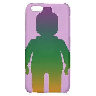 Minifig [Rainbow 3] by Customise My Minifig iPhone 5C Case