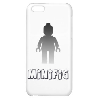 Minifig [Silver] by Customise My Minifig iPhone 5C Cover