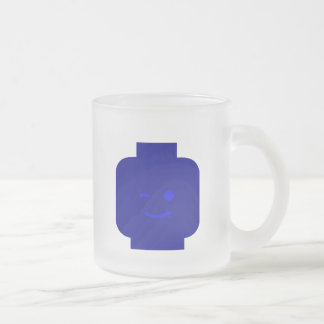 Minifig Winking Head by Customize My Minifig Mug