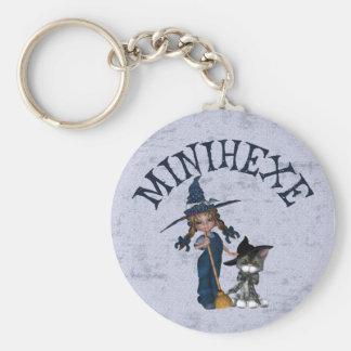 Minihexe Key Ring
