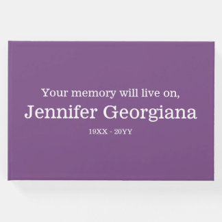 Minimal and Respectable Sympathies Guestbook