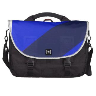 Minimal art laptop computer bag