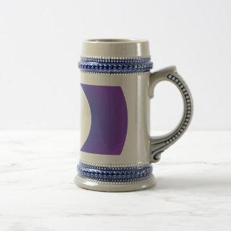 Minimal Art Ring Lavender Coffee Mug
