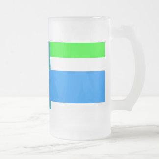 Minimal Blue Station Mugs