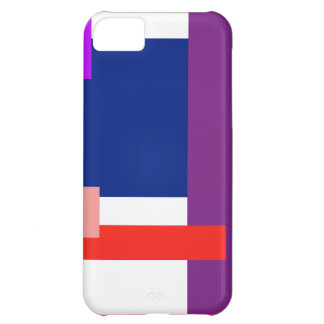 Minimal Colored Rectangles iPhone 5C Covers