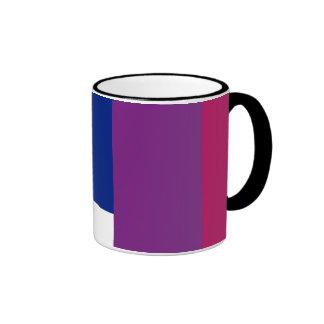Minimal Colored Rectangles Mugs