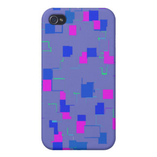 Minimal Cubed Cases For iPhone 4
