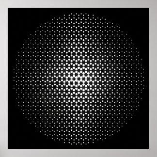 Minimal Dots Poster