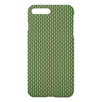 "Minimal Geometric Pattern - Japan ""Bamboo Forest"" iPhone 7 Plus Case"
