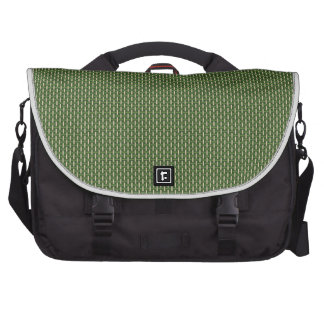 "Minimal Geometric Pattern - Japan ""Bamboo Forest"" Bag For Laptop"