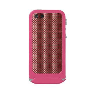 "Minimal Geometric Pattern - Japan ""Cherry Blossom"" Incipio ATLAS ID™ iPhone 5 Case"