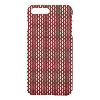 "Minimal Geometric Pattern - Japan ""Cherry Blossom"" iPhone 7 Plus Case"