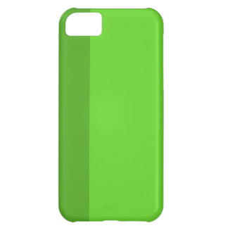 Minimal Green Stripe iPhone 5 iPhone 5C Cover