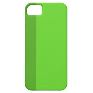 Minimal Green Stripe iPhone 5 iPhone 5 Cover