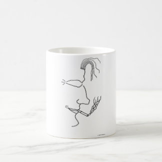 MINIMAL MAN BASIC WHITE MUG