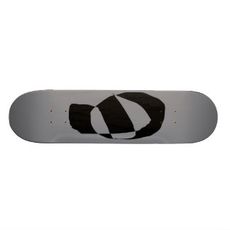 Minimal Monochrome Skate Board Decks