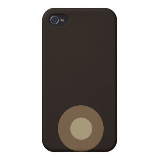 Minimal One iPhone 4/4S Cover