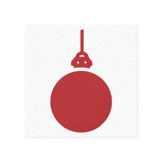 Minimal Ornament Canvas Print