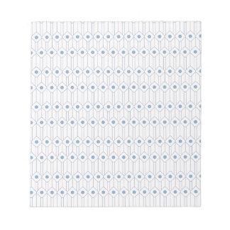 Minimal Pattern Notepads