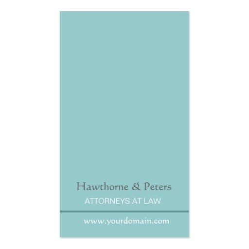 Minimal Plain  Professional Business Card Templates