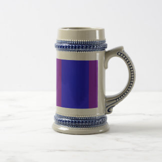 Minimal Purple Space Mug