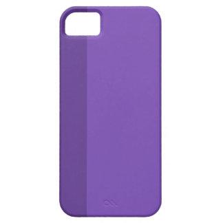 Minimal Purple Stripe iPhone 5 iPhone 5 Cover