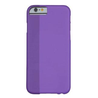 Minimal Purple Stripe iPhone 6 case