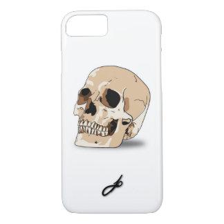 Minimal Skull iPhone 7 Case